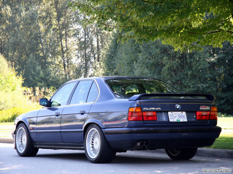 Alpina B10 Bi-Turbo (E34) фото