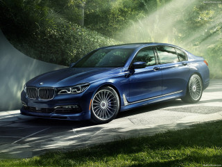 Alpina BMW B7 xDrive фото