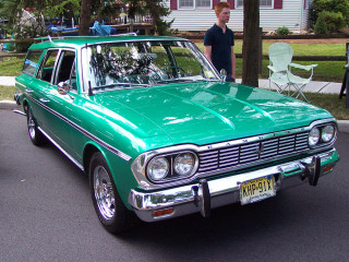 AMC Rambler Wagon фото