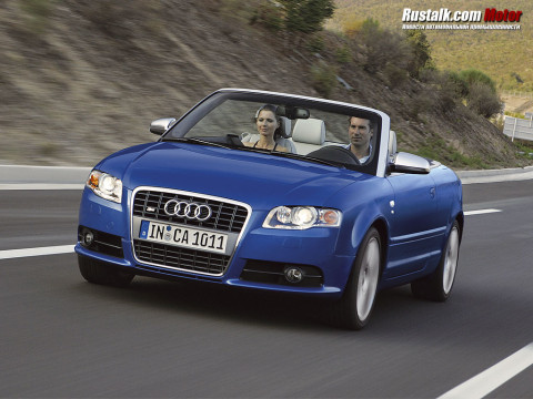 Audi S4 Cabriolet фото