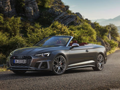 Audi S5 Cabriolet фото