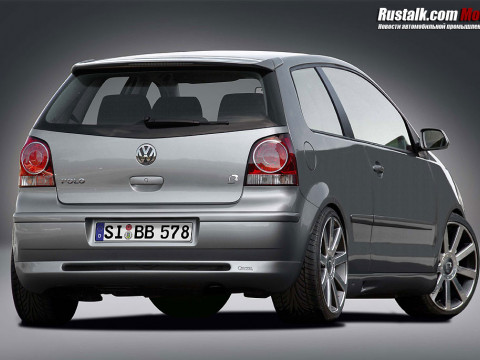 B&B VW Polo 9N3 GTi фото
