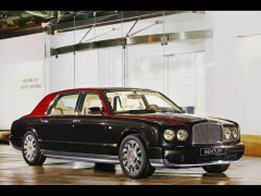 Bentley Arnage Limousine фото