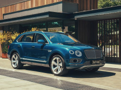Bentley Bentayga Hybrid фото