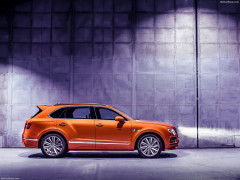 Bentley Bentayga фото