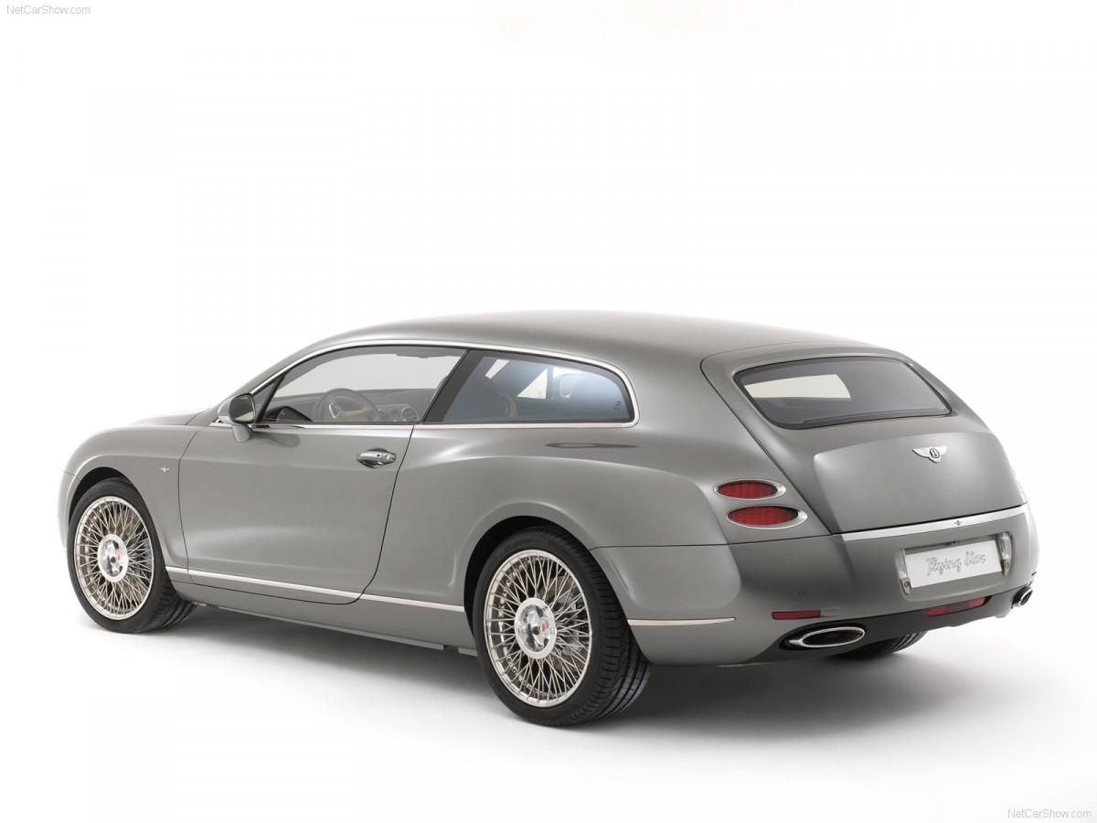 Bentley Continental Flying Star фото 75464