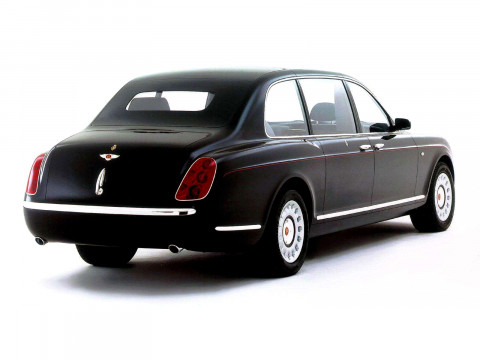 Bentley State Limousine фото