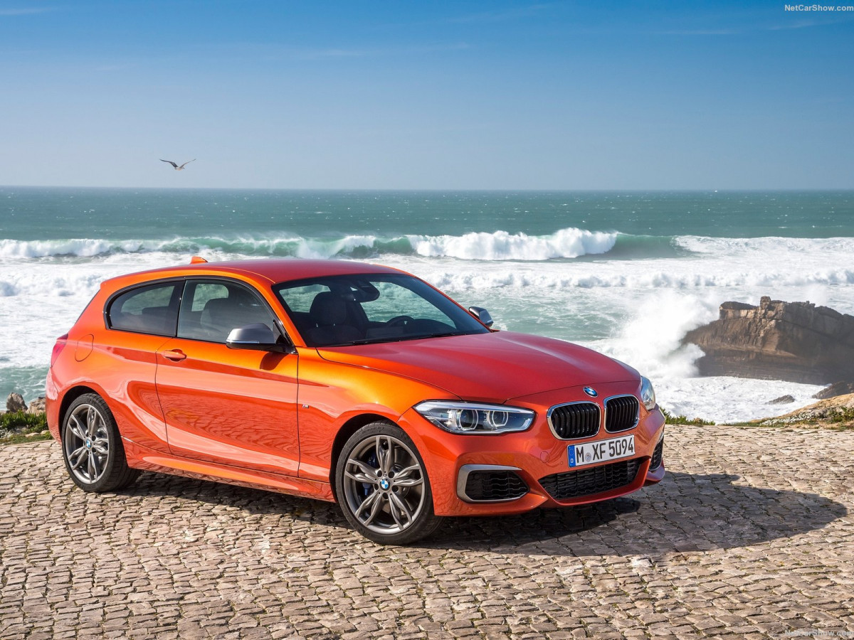 BMW 1-series 3-door фото 150056