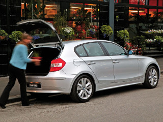 BMW 1-series 5-door фото