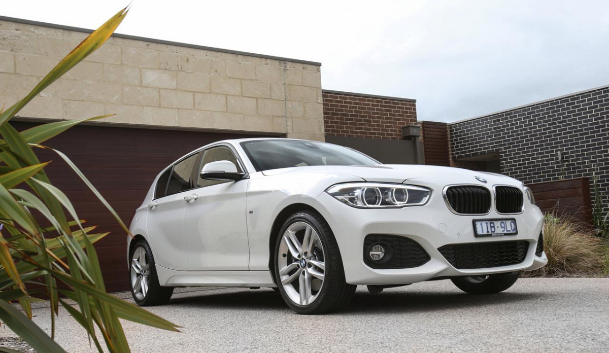 BMW 1-series 5-door фото 176576