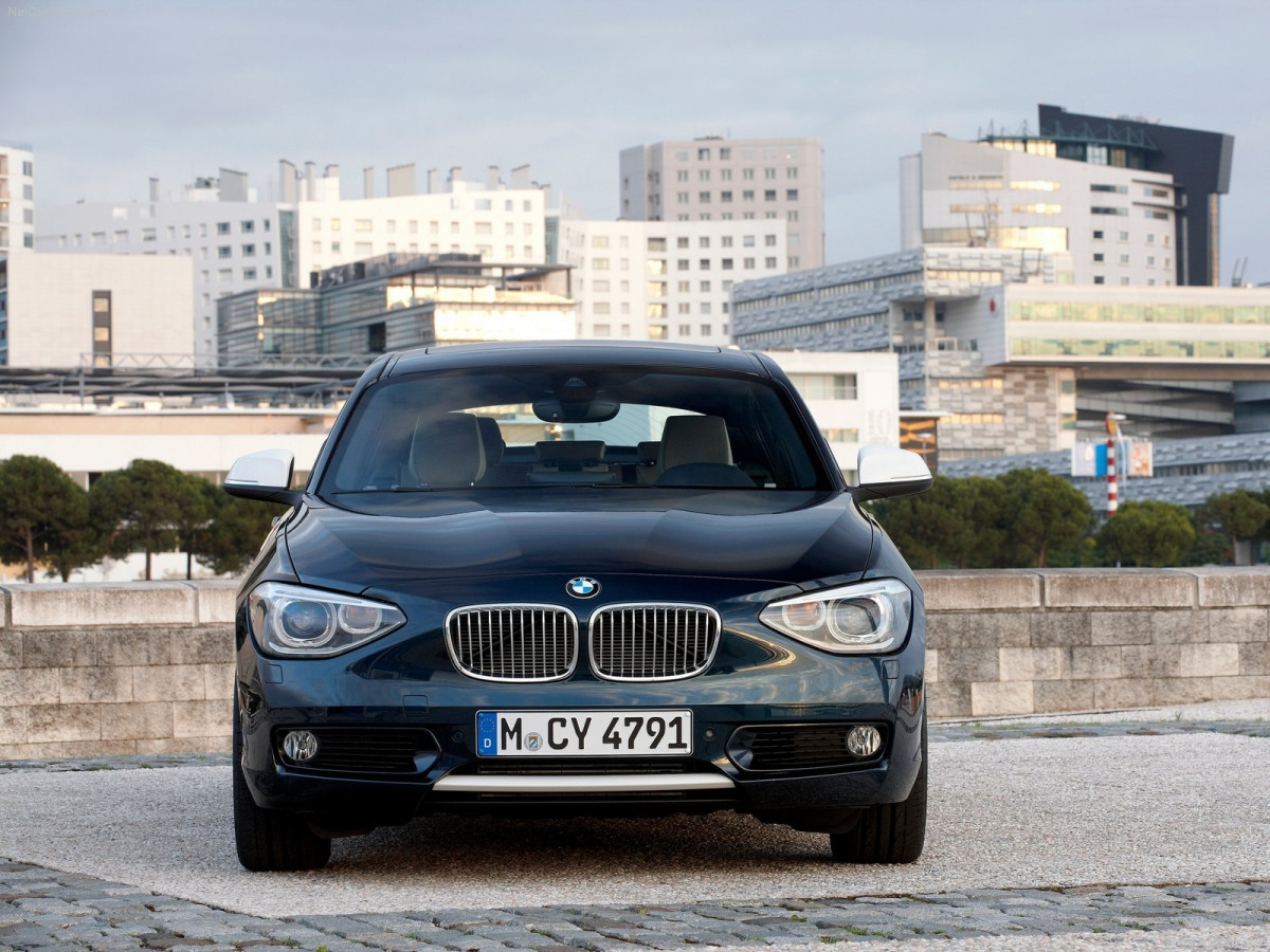 BMW 1-series 5-door фото 84170