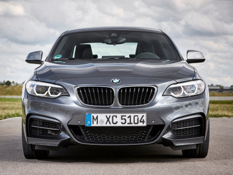 BMW 2-Series Coupe фото
