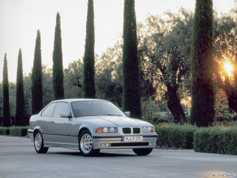 BMW 3-series E36 Coupe фото