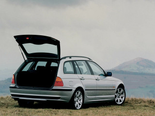 BMW 3-series E46 Touring фото