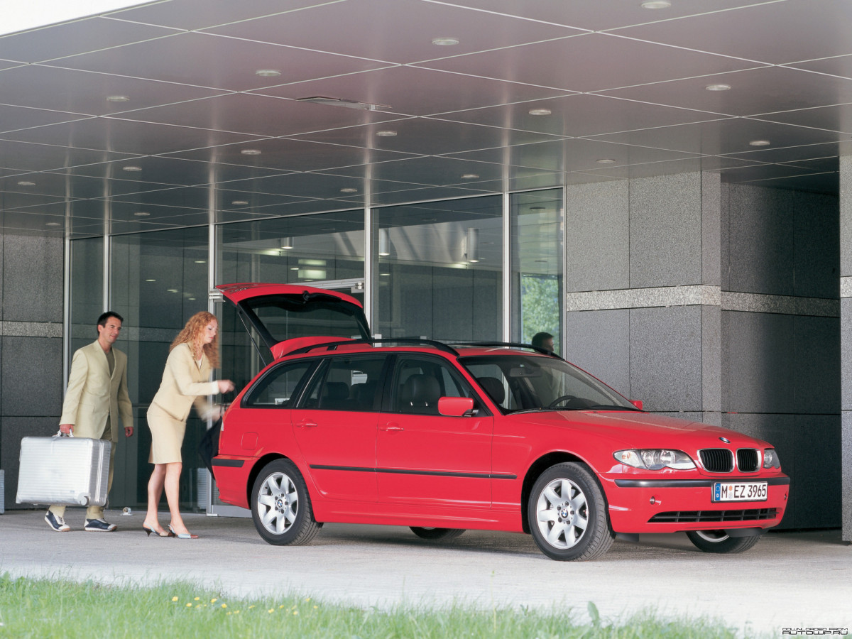 BMW 3-series E46 Touring фото 64537