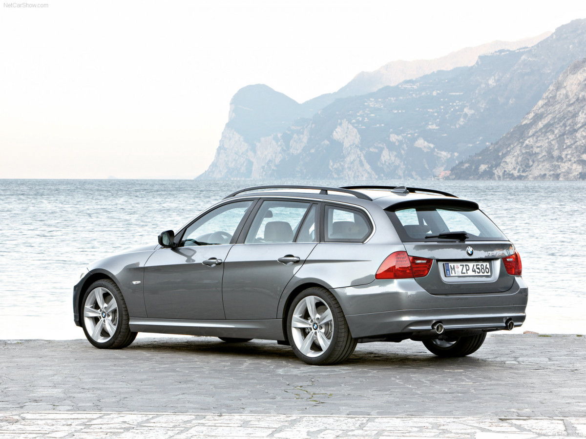 BMW 3-series E91 Touring фото 57137