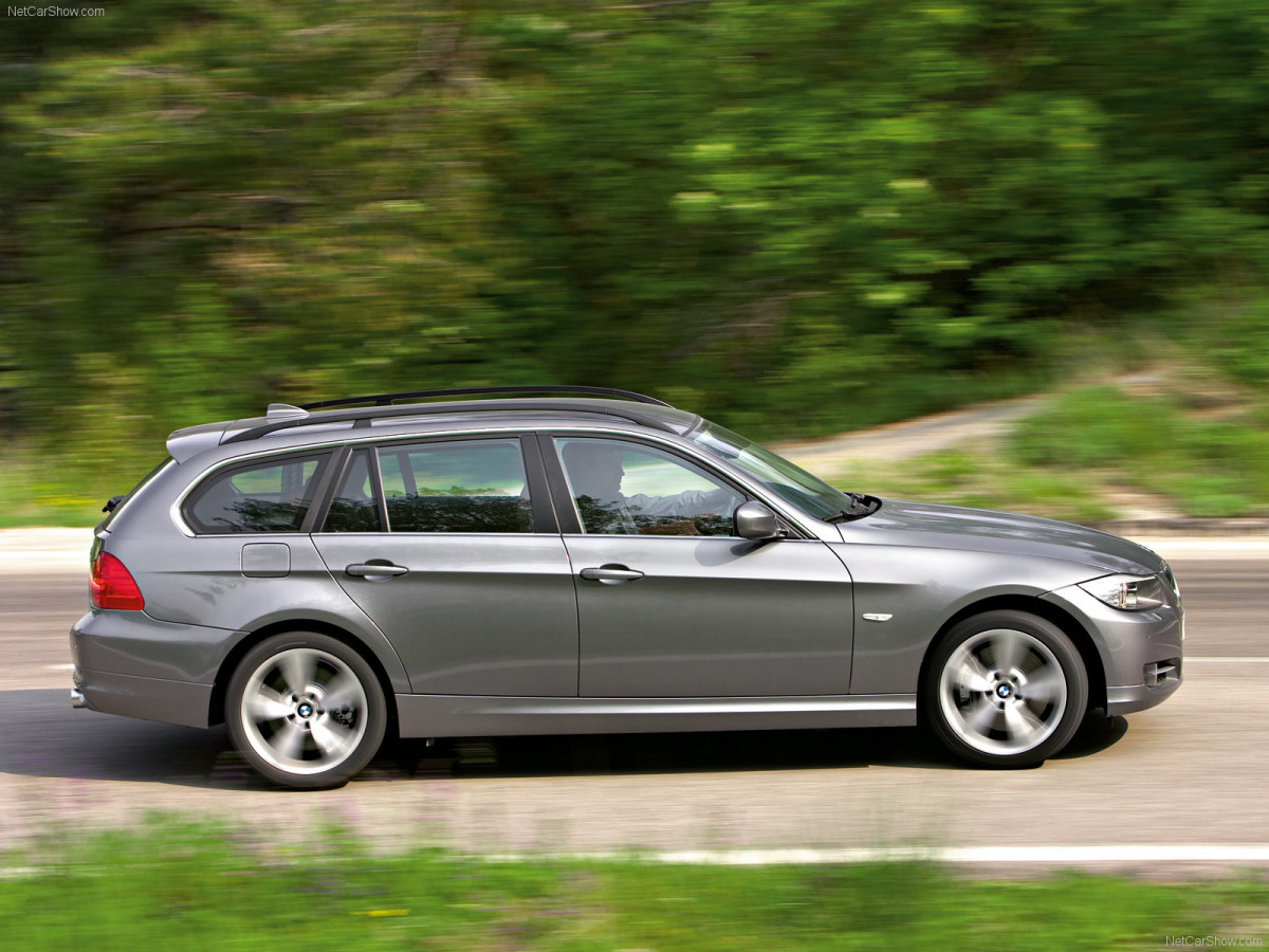 BMW 3-series E91 Touring фото 57140