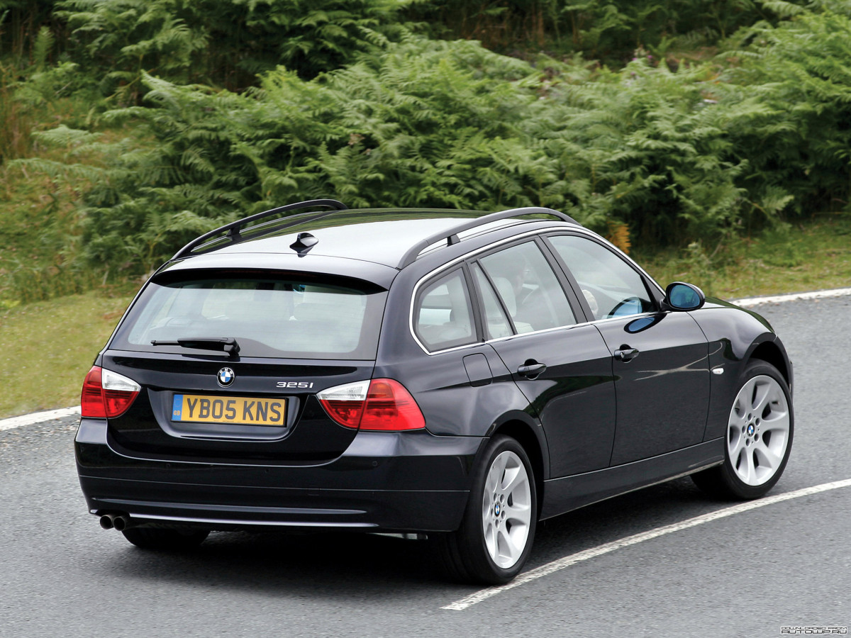 BMW 3-series E91 Touring фото 64812