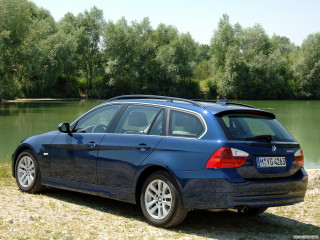 BMW 3-series E91 Touring фото