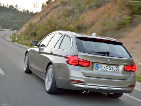 BMW 3-series F31 Touring фото
