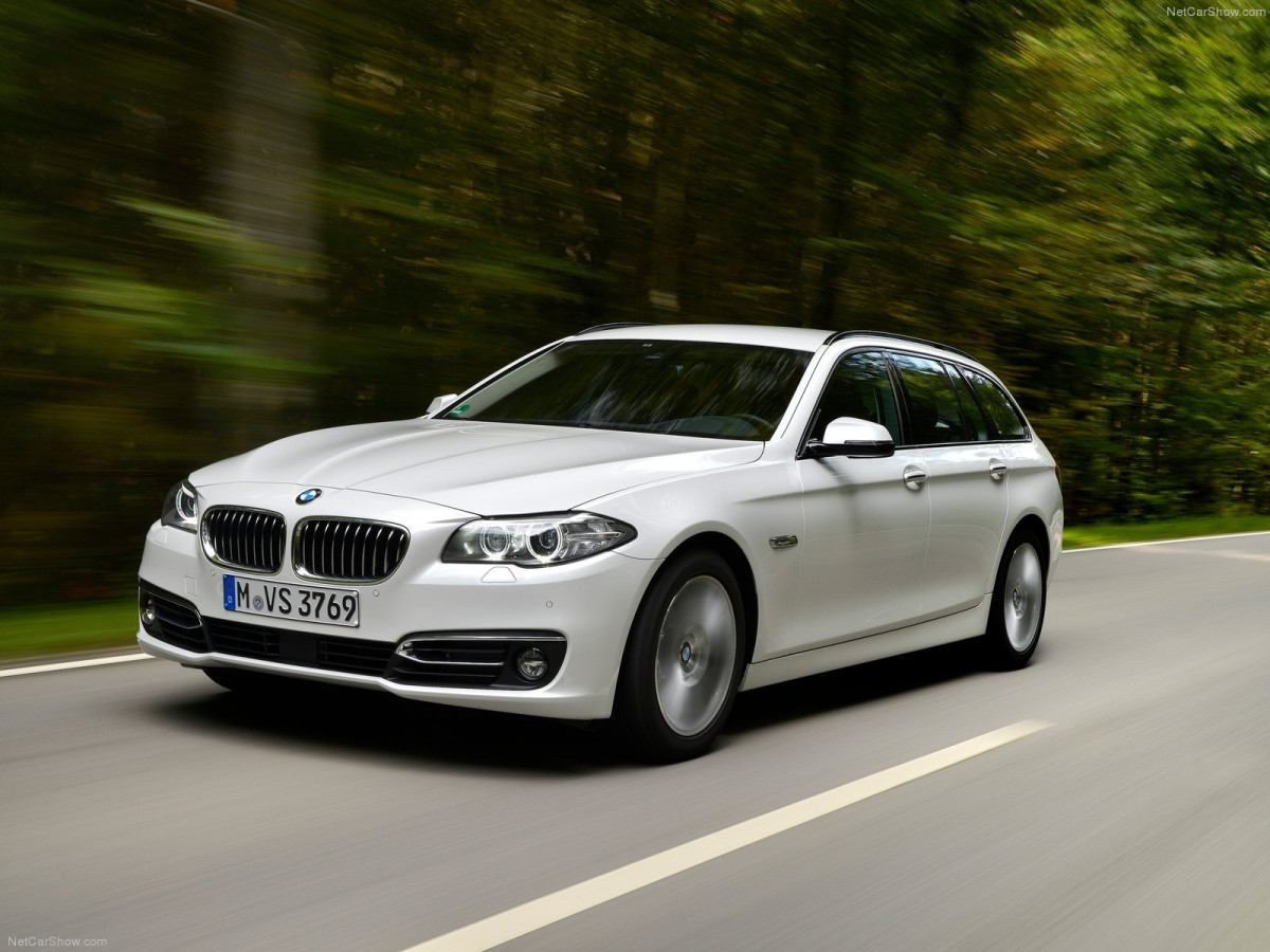 BMW 5-series Touring фото 134515