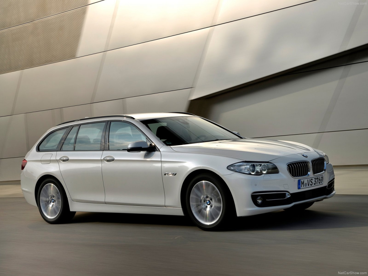 BMW 5-series Touring фото 134517