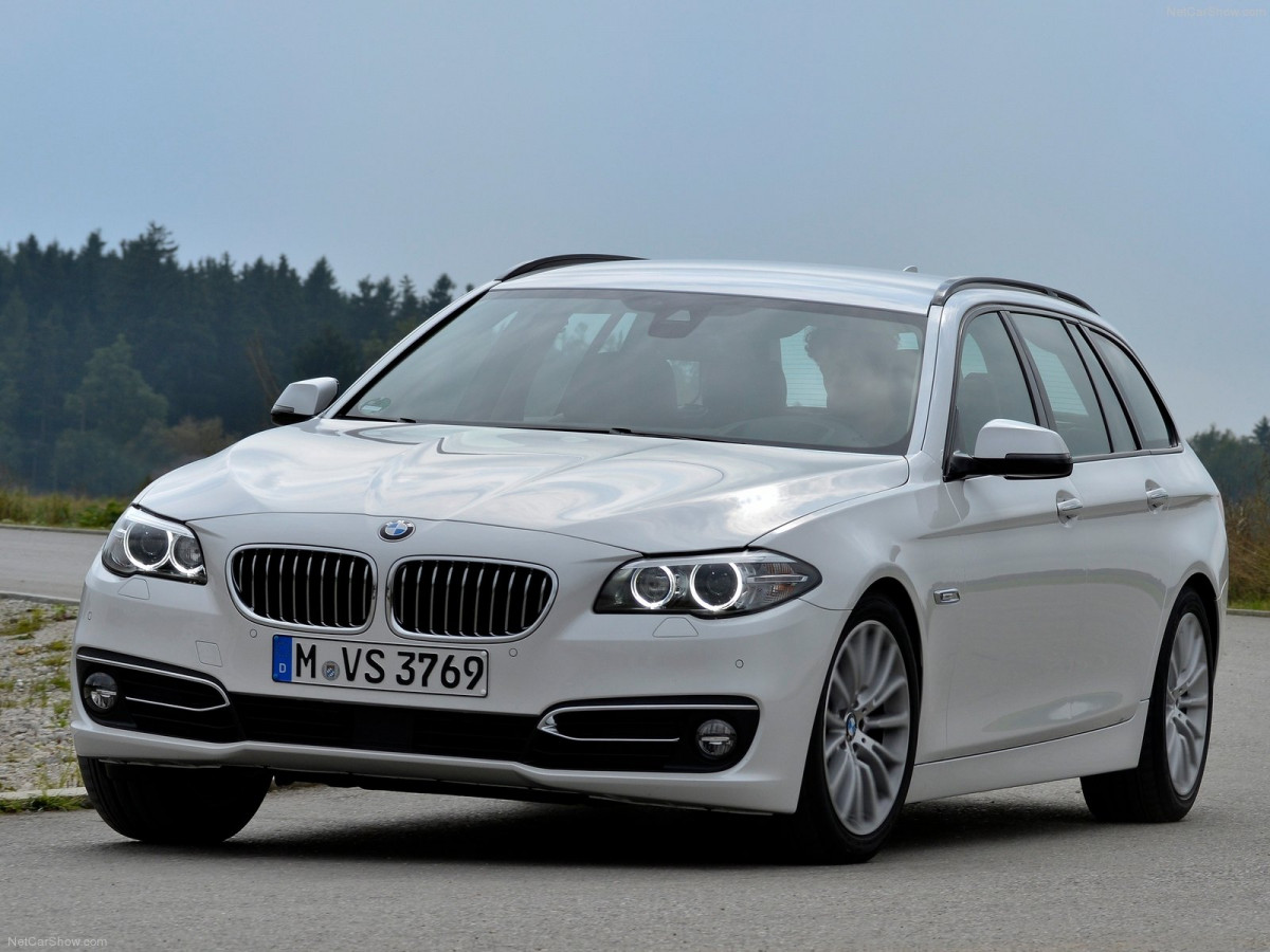 BMW 5-series Touring фото 134522