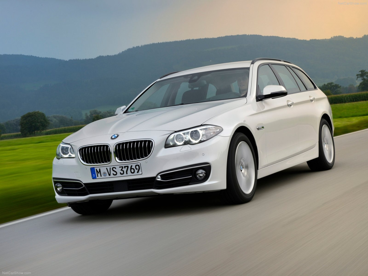 BMW 5-series Touring фото 134523