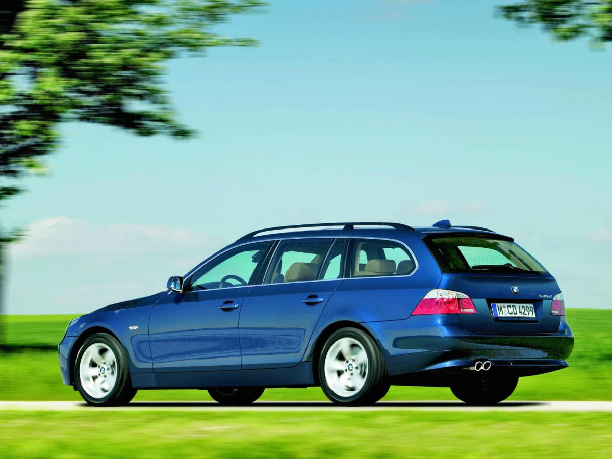 BMW 5-series Touring фото 15212