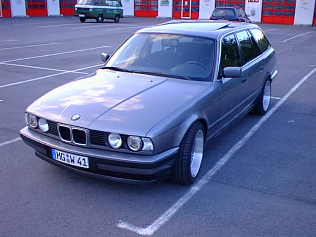 BMW 5-series Touring фото 36448