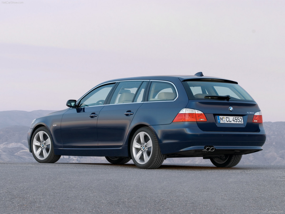 BMW 5-series Touring фото 40850