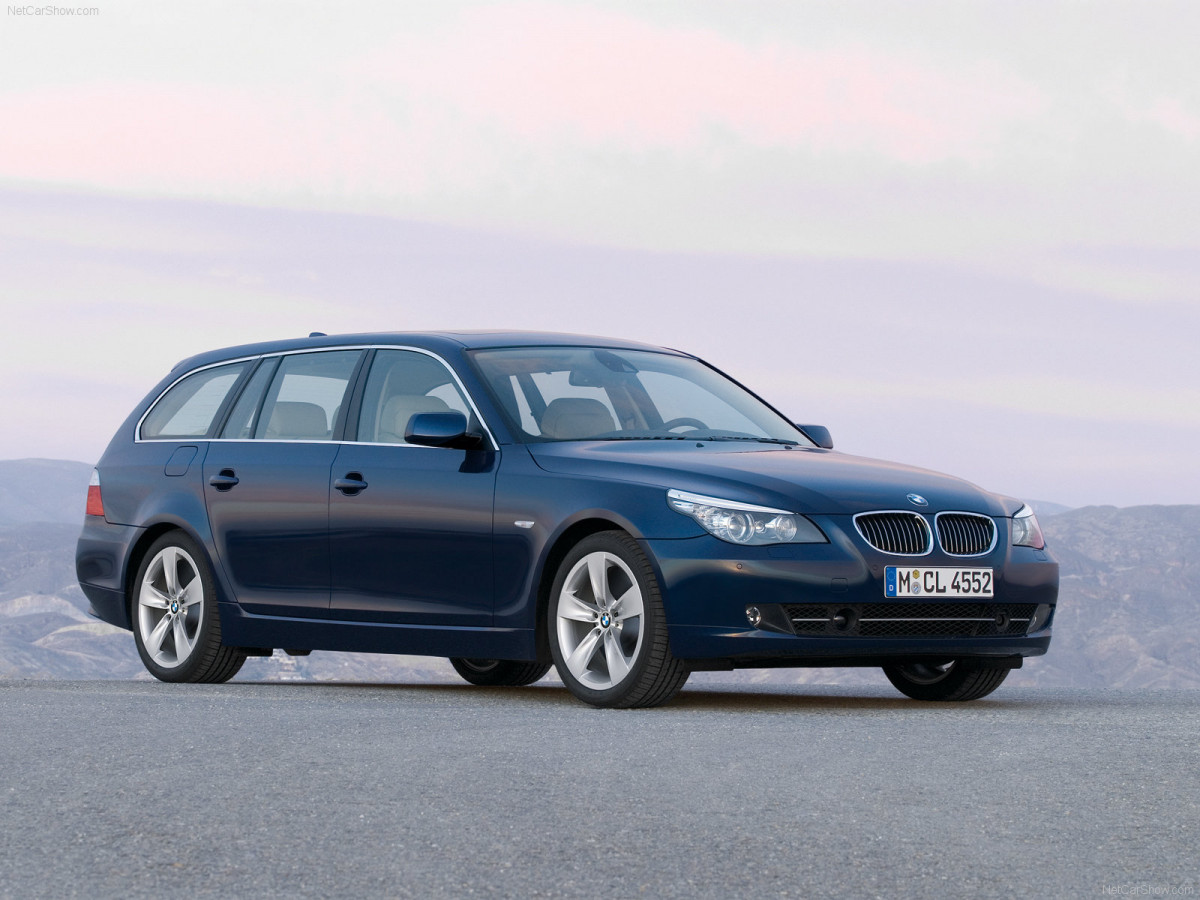 BMW 5-series Touring фото 40855