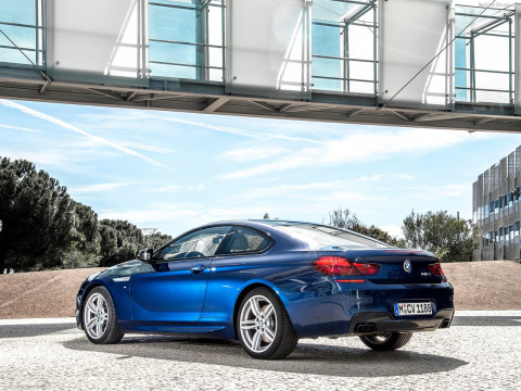 BMW 6-Series Coupe фото