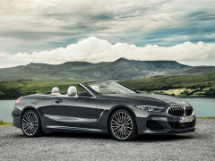 BMW 8-series Convertible фото