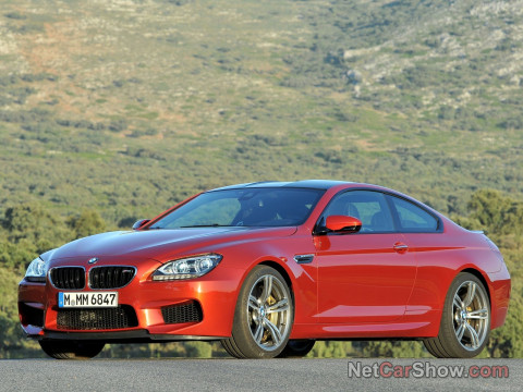 BMW M6 Coupe фото