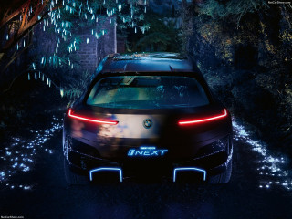 BMW Vision iNEXT фото