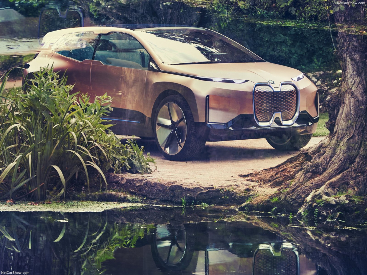 BMW Vision iNEXT фото 197682