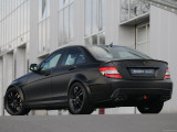 Brabus Bullit Black Arrow (W204) фото