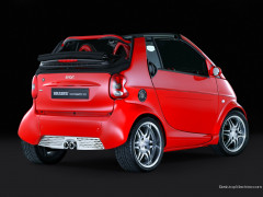 Brabus Smart Fortwo Ultimate 101 фото