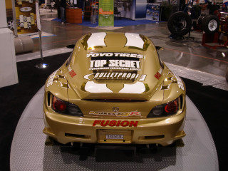 Bulletproof Automotive Honda S2000 GT фото
