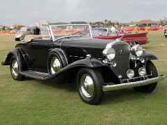 Cadillac 452 B V16 Fisher Convertible Coupe фото