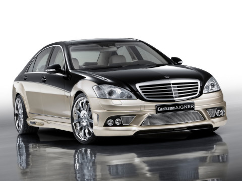 Carlsson Aigner CK65 RS Blanchimont фото