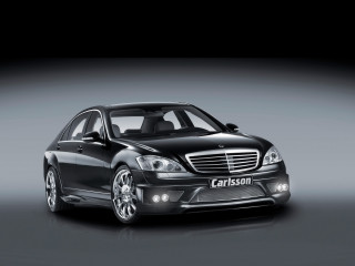 Carlsson Noble RS Mercedes-Benz S-Class фото