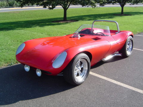 Cheetah Roadster фото
