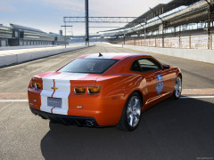 Chevrolet Camaro SS Indy 500 Pace Car фото