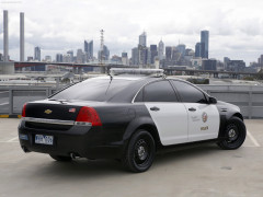 Chevrolet Caprice Police Patrol Vehicle фото