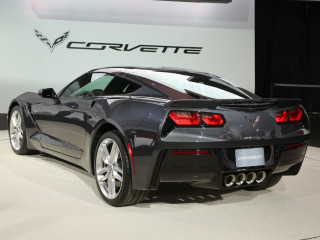 Chevrolet Corvette Stingray фото