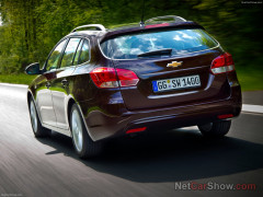 Chevrolet Cruze Station Wagon фото
