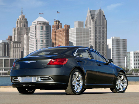 Chrysler 200C фото