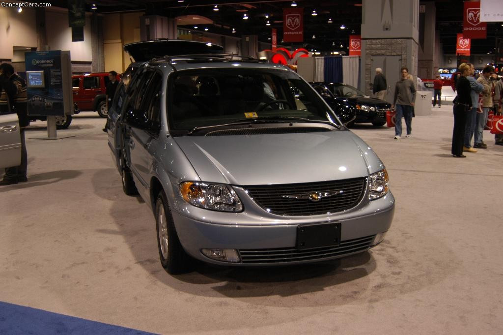 Chrysler Town and Country фото 20764